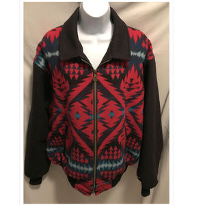 Size XL Pendleton Western Wear Coat Tribal Indian
